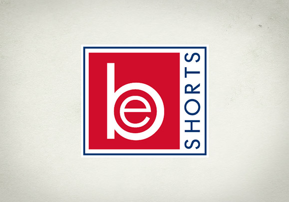 Logotype Be-Shorts