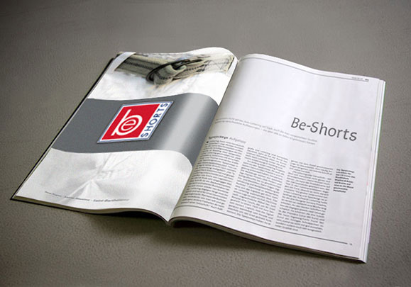 Pub magazine Be-Shorts